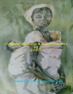 Mother & child in soft pastel